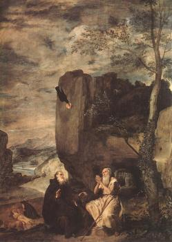 Sts Paul the Hermit and Anthony Abbot