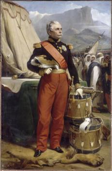 Horace Vernet : Jacques-Louis Randon