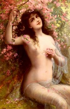 Emile Vernon : Among The Blossoms