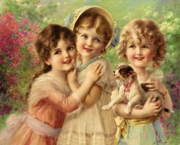 Emile Vernon : Best of Friends