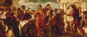 The Marriage at Cana II