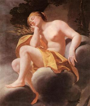 Simon Vouet : Sleeping Venus