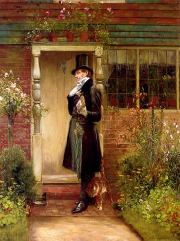 Walter Dendy Sadler : The Suitor