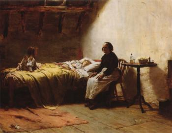 Walter Langley : Motherless