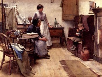 Walter Langley : The Orphan