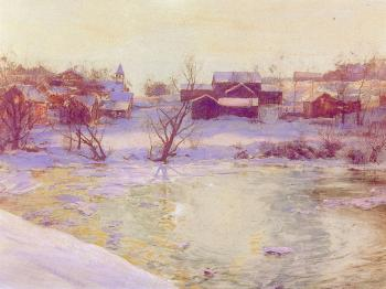 Walter Launt Palmer : Palmer Walter Launt Normansvale