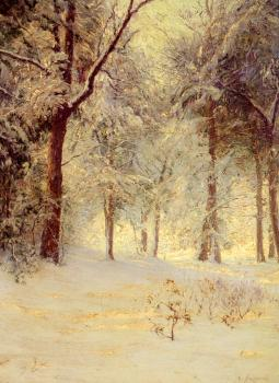 Walter Launt Palmer : Palmer Walter Launt Sunshine After Snowstorm