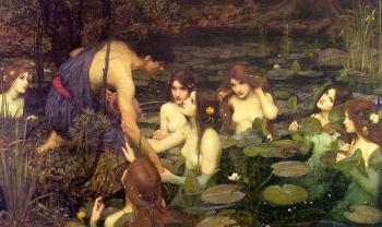 Hylas and the Nymphs