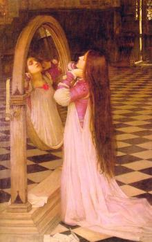 John William Waterhouse : Mariana in the South