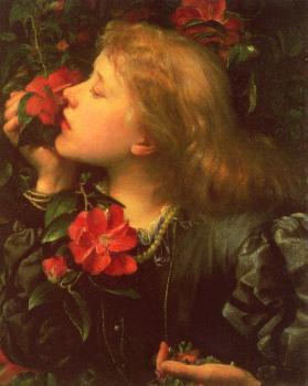 George Frederick Watts : Watts George Choosing