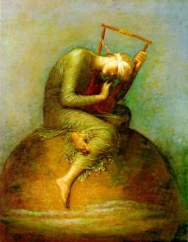 George Frederick Watts : hope