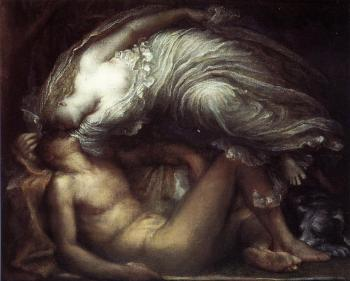 George Frederick Watts : Endymion