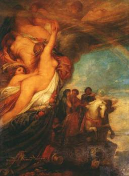 George Frederick Watts : Life's Illusions