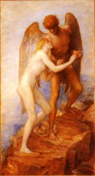 George Frederick Watts : Love And Life