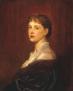 George Frederick Watts : Mrs Arthur Sassoon