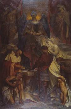 George Frederick Watts : The Court of Death