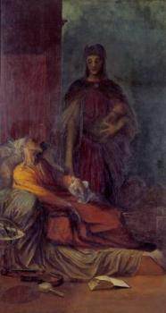 George Frederick Watts : The Messenger
