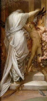 George Frederick Watts : Canvas painting VII