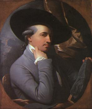 Benjamin West : Self-Portrait