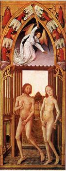 Rogier Van Der Weyden : Triptych of the Redemption, right