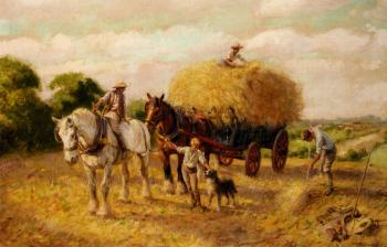 RBA Wheelwright : The Haymakers