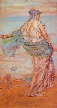 James Abbottb McNeill Whistler : Annabel Lee