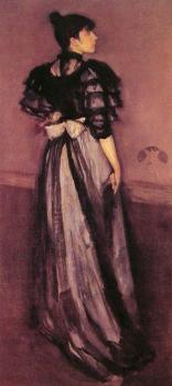 James Abbottb McNeill Whistler : The Andalusian