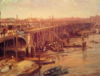 James Abbottb McNeill Whistler : The Last of old Westminster