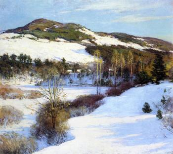 Willard Leroy Metcalf : Cornish Hills