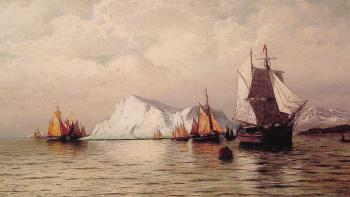 William Bradford : Artic Caravan