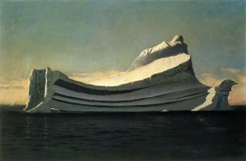 William Bradford : Iceberg