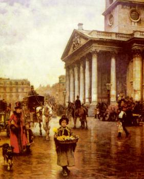 William Logsdail : St Martin In The Fields