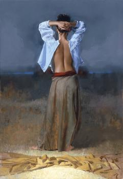 William Whitaker : Caryatid
