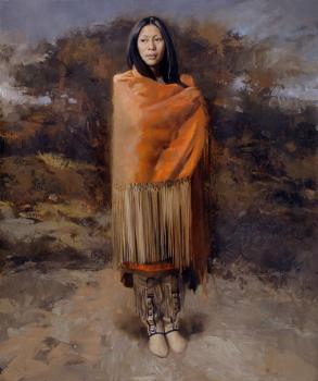William Whitaker : Indian Territory
