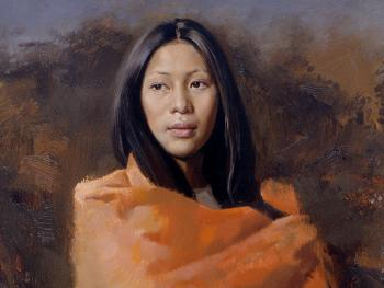 William Whitaker : Indian Territory detail