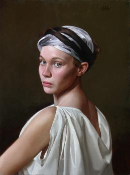 William Whitaker : Young Woman