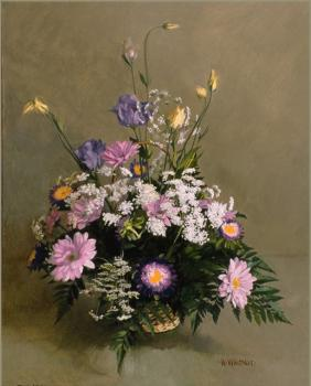 William Whitaker : The Flower Basket