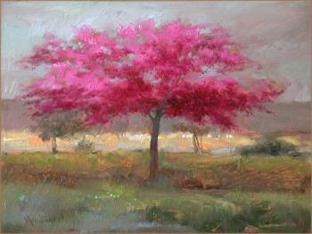 William Whitaker : Spring Tree