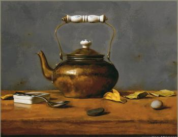 William Whitaker : Teapot