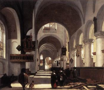 Interior of a Church III