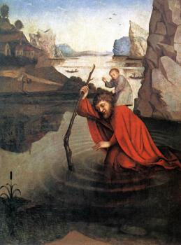 Konrad Witz : Saint Christopher