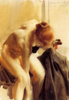 Anders Zorn : Female Nude