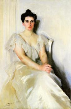 Anders Zorn : Frances Cleveland