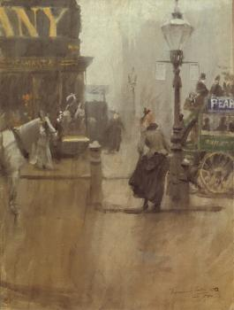 Anders Zorn : Impressions of London