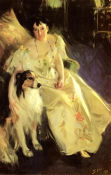 Anders Zorn : Mrs Bacon