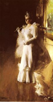 Anders Zorn : Mrs Potter Palmer