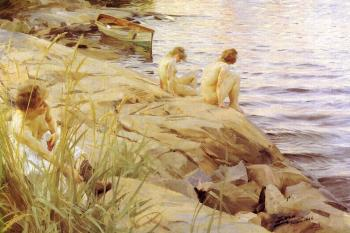 Anders Zorn : Out