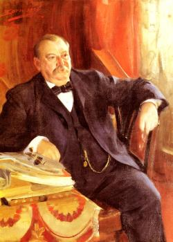Anders Zorn : President Grover Cleveland