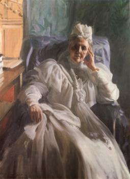 Anders Zorn : Queen Sophia