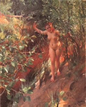 Anders Zorn : Red sand